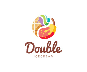 double-ice-cream-logo-for-sale-small