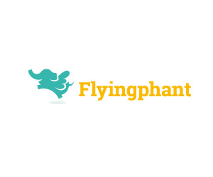 flyingphant-logo-for-sale-small