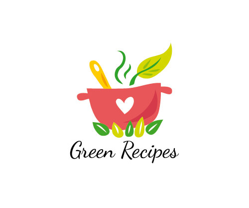 Green Recipes Logo