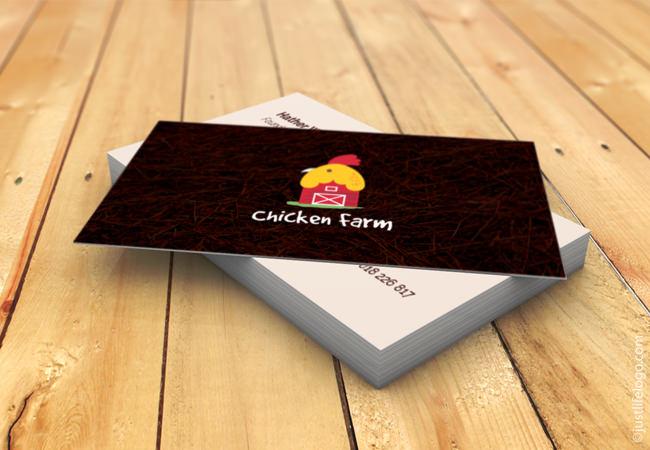 chicken-farm-stock-logo-business-card