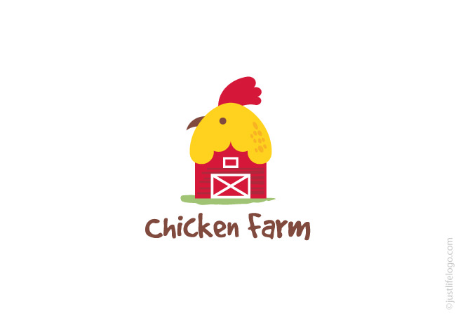 chicken-farm-stock-logo-for-sale