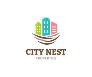 City Nest Property Logo
