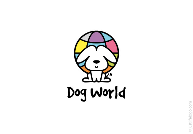 dog-world-pet-logo-for-sale