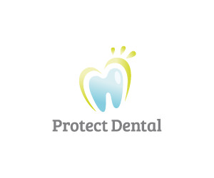 protect-dental-logo-for-sale-small