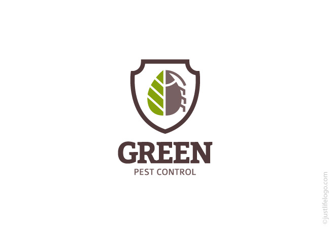 green-pest-control-logo-for-sale