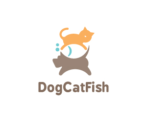 dog-cat-fish-logo-for-sale-small